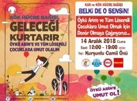 Muğla'da 'Kök hücre ve kan bağışı' kampanyası