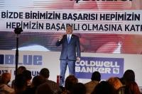 Gayrimenkul danışmanlığının zirvesi Bodrum'da toplandı