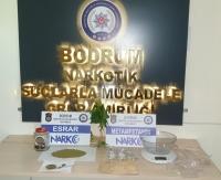 Uyuşturucu ticareti yaptığı iddia edilen zanlı tutuklandı