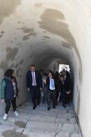 Kültür ve Turizm Bakanı Mehmet Nuri Ersoy: Turizmi 12 aya yaymak gibi bir hedefimiz var