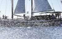 The Bodrum Cup Yelken Yarışları'nda ikinci gün mücadelesi başladı