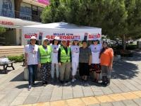CHP Bodrum seçim çalışmalarına devam ediyor
