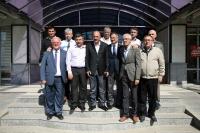 Fethiye'deki STK Başkanları, Behçet Saatcı'ya açık destek verdi