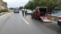 Bodrum'da trafik kazası: 6 yaralı
