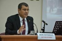 CHP'li Üstündağ: İttifak Anayasaya Aykırı