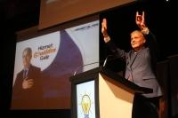 AK Parti Büyükşehir Belediye  Başkan Adayı Hıdır, projelerini tanıttı