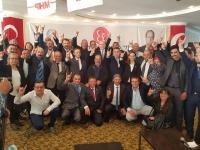 Marmaris MHP'de Kalemci güven tazeledi