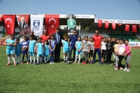 İsmail Altındağ anısına Çocuk Futbol Festivali