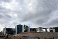 MSKÜ'nün Eğitim ve Araştırma Hastanesi yeni binası hizmete girdi