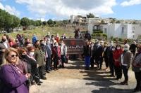 CHP Kadın Kolları Genel Başkanı Aylin Nazlıaka Bodrum ilçesini ziyaret etti
