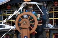 Korsan gemilerle tekne turu meşhur oldu