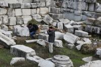 Fotoğrafçılık  atölyelerini 3 bin  yıllık kente taşıdılar