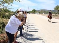 20. Geleneksel Muğla Menteşe Rahvan At Yarışları
