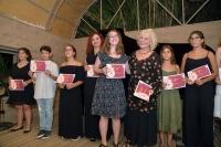 Genç Viyolonselciler Gümüşlük'te konser verdi