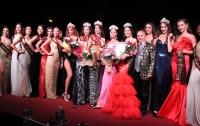 Miss 7 Continents Güzellik Yarışması'nın birincisi, Ukrayna uyruklu Kateryna Kachashvili oldu