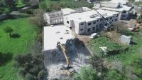 Kaçak yapılarda yıkımlar devam ediyor
