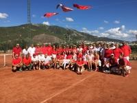 Bodrum'da Kırmızı-Beyaz  Cumhuriyet Kupası coşkusu