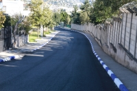 Eskiçeşme Mahallesi asfalt çalışmaları devam ediyor