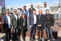 BESİAD Muğla Büyükşehir Adayı Mehmet Kocadon'u ağırladı