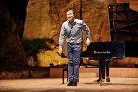 Singapurlu piyanist Shaun Choo'dan Gümüşlük'te unutulmaz konser