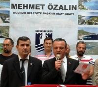 CHP'li Mehmet ÖZALIN: Bodrum'un sorunlarına vakıfım