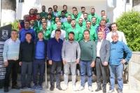 Bodrumspor'dan Başkan Kocadon'a ziyaret