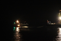 Göçmenleri taşıyan lastik bot battı: 3 KİŞİ ARANIYOR