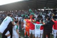 Bodrum Şehir Stadı hınca hınç doldu: Bodrumspor: 2- Kırıhanspor: 0