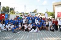 Bodrumsporlu yüzücüler Adana'da gururlandırdı