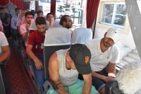 Gözaltına alınan 1'i Suriye uyruklu 3 şüpheli tutuklandı