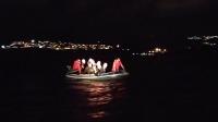Bodrum açıklarında 9 sığınmacı kurtarıldı