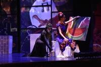 18. Uluslararası Bodrum Bale Festivali Frida ile devam etti