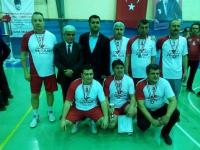 15 Temmuz anısına voleybol turnuvası