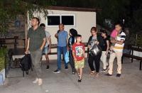 Bodrum'da 17 göçmen yakalandı