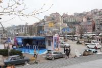 Bodrum tırı Zonguldak'ta