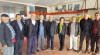 """CHP milletvekili Demir'den """"Hayır"""" ziyaretleri"""