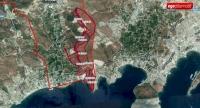 Girgin,Bodrum'da ranta açılan alanı  meclise taşıdı: Ne kıyı bıraktılar ne de koy