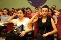 Belediye personeline işaret dili eğitimi