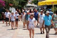 Bodrum'da son 5 yılın iyi  turizm sezonu yaşanıyor!