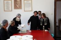 Muğla İl Milli Eğitim Müdürlüğü maske üretimine başladı