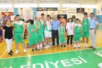 Basketbol turnuvası sonuçlandı