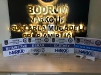 Bodrum'da uyuşturucu operasyonunda gözaltına alınan zanlı tutuklandı