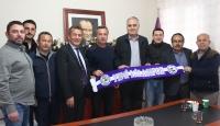 MİTSO'dan Yeni Milasspor'a destek sözü