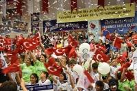 Yaz Spor Kurslarına  Görkemli Kapanış...