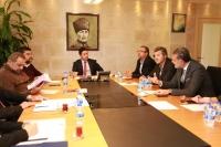 BOTAV Aras Başkanlığında toplandı