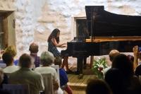 Dünyanın yaşayan en ünlü piyanistleri arasında gösterilen Pallottini Gümüşlük'te