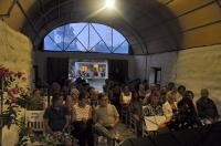 Gümüşlük'te bir yaz gecesi konseri, 'Kumda Çello'