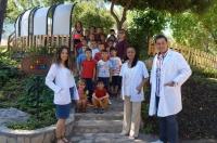 Bilim parkına bir ayda rekor ziyaretçi
