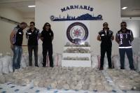 1 ton eroinin yolculuğu Pakistan'da başlamış