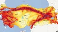 Deprem Haritası Yenilendi